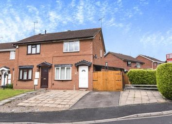 Thumbnail 2 bed semi-detached house for sale in Turners Close, Worcester, Worcestershire, Uk