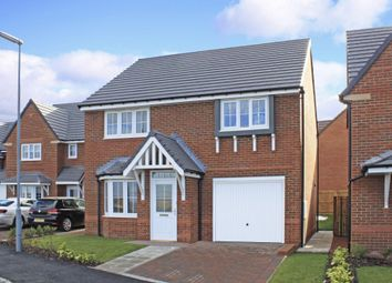 "Thumbnail 4 bedroom detached house for sale in ""Tavistock"" at Ponds Court Business, Genesis Way, Consett"