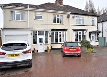 Thumbnail 5 bed semi-detached house for sale in Rookery Avenue, Scartho