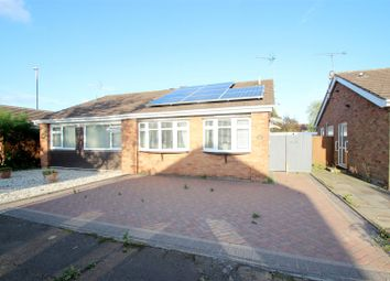 Thumbnail 2 bed semi-detached bungalow for sale in Brinklow Road, Binley, Coventry