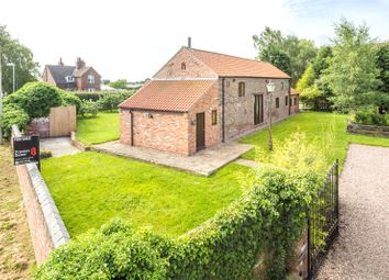 Thumbnail 4 bedroom detached house for sale in Moor Lane, South Duffield, Selby, North Yorkshire