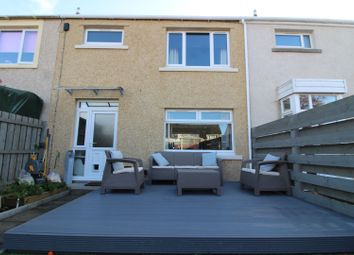Thumbnail 2 bed terraced house for sale in Moriston Court, Grangemouth