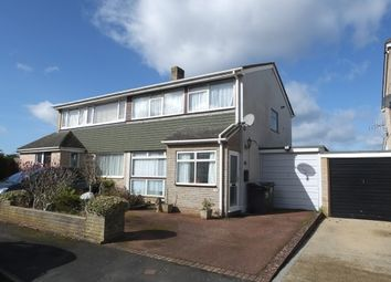 3 bed semi-detached house for sale in Carlton Road, Exeter EX2