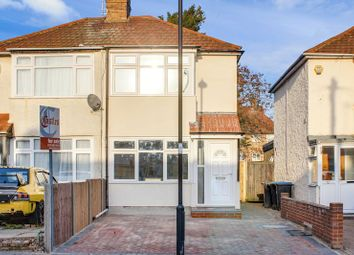 Thumbnail 2 bedroom semi-detached house for sale in Longfield Avenue, Enfield