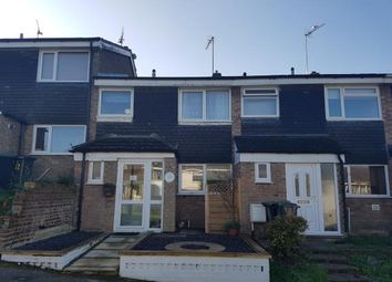 Thumbnail 3 bed terraced house for sale in Stowmarket, Suffolk