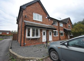 Thumbnail 2 bed semi-detached house to rent in 33 Old Mill Close, Manchester
