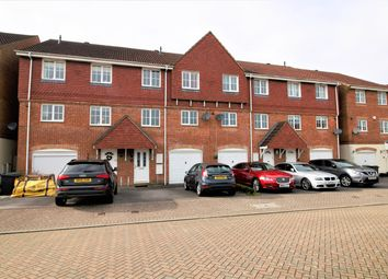 Thumbnail 4 bed town house for sale in Belfry Square, Beggarwood, Basingstoke