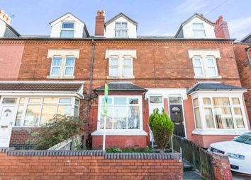 Thumbnail 4 bedroom terraced house for sale in Whitmore Road, Small Heath, Birmingham
