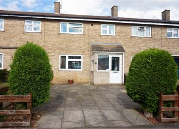 Thumbnail 3 bed semi-detached house for sale in Andrew Road, Stamford