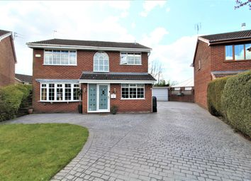 Thumbnail 5 bed detached house for sale in Oldbury Close, Heywood