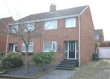 Thumbnail 3 bed semi-detached house for sale in Elmsfield Close, Gateacre, Liverpool