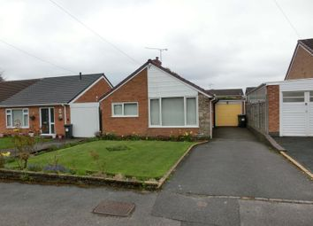 Thumbnail 2 bed detached bungalow for sale in Mollington Crescent, Shirley, Solihull
