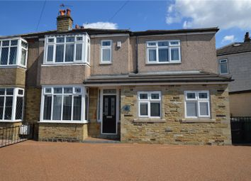 Thumbnail 4 bed semi-detached house for sale in Victoria Road, Pudsey, West Yorkshire