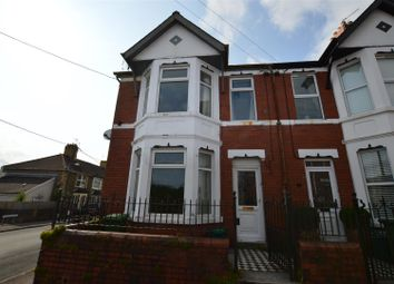 Thumbnail 4 bedroom end terrace house to rent in Llwynfen Road, Pontyclun