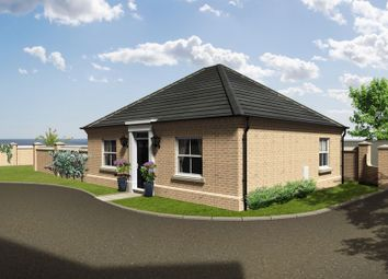 Thumbnail 2 bed detached bungalow for sale in Rectory Road, Lowestoft