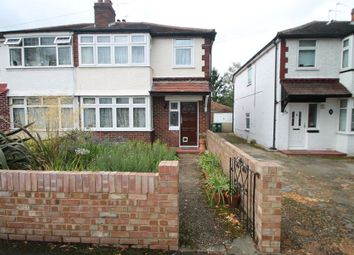 Thumbnail 3 bed semi-detached house to rent in Petersfield Road, Staines