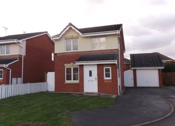 Thumbnail 3 bed detached house to rent in Llys Bran, Prestatyn
