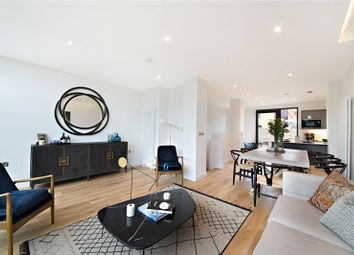 Thumbnail 2 bed flat for sale in Red Lion Court, 9 Reardon Path, London