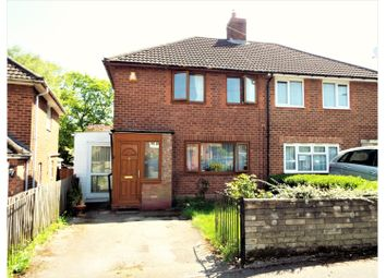 Thumbnail 3 bed semi-detached house for sale in Silverton Crescent, Birmingham
