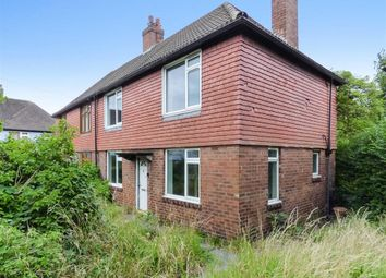 Thumbnail 3 bed cottage for sale in Glebeville, Leek