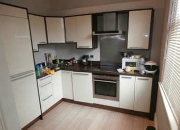 Thumbnail 2 bed flat to rent in Elms Road, Leicester
