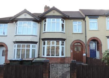 Thumbnail 3 bed terraced house to rent in Honiton Road, Wyken, Coventry