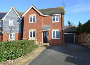 Thumbnail 4 bed detached house for sale in Major Close, Seasalter, Whitstable