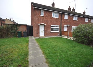 Thumbnail 2 bed end terrace house for sale in Dyserth Road, Blacon, Chester