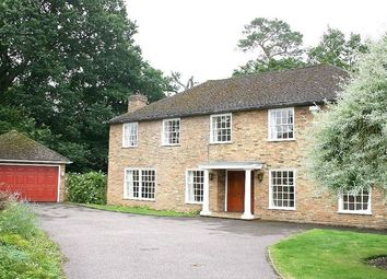 Thumbnail 6 bed detached house to rent in Romsey Drive, Farnham Common, Slough
