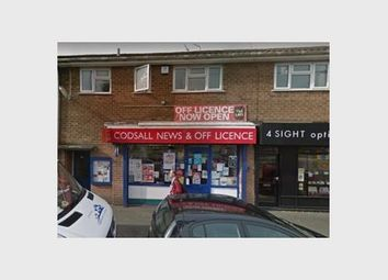 Thumbnail Retail premises to let in Shop & Flat 11 Birches Bridge, 90 Wolverhampton Road, Codsall