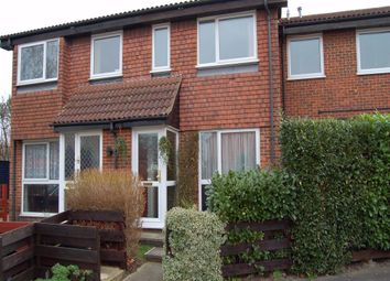 Thumbnail 1 bed terraced house to rent in Conway Drive, Ashford, Middlesex