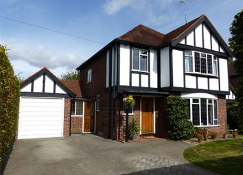 Thumbnail 3 bed detached house for sale in Sutton Close, Cookham, Maidenhead, Berkshire