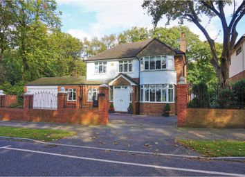 Thumbnail 4 bed detached house for sale in Woolton Hill Road, Woolton, Liverpool