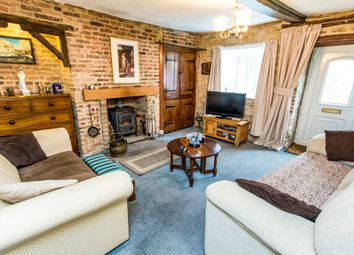 Thumbnail 3 bed terraced house for sale in Main Street, Burton, Lincoln