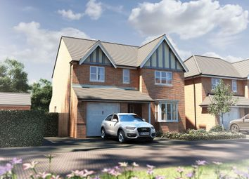 "Thumbnail 4 bedroom detached house for sale in ""The Buckland"" at Witney Road, Kingston Bagpuize, Abingdon"
