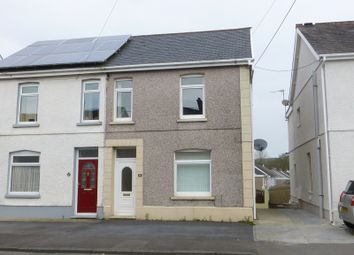 Thumbnail 2 bed semi-detached house for sale in Margaret Road, Llandybie, Ammanford, Carmarthenshire