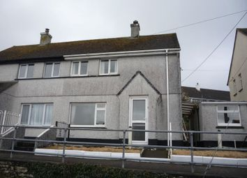 Thumbnail 2 bed semi-detached house to rent in Greenbank, Polruan, Fowey