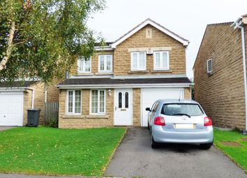 Thumbnail 4 bed detached house for sale in Loxley Close, Bradford