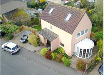 Thumbnail 5 bed detached house for sale in Porters Close, Buntingford