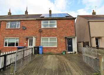 Thumbnail 2 bed terraced house for sale in Hodder Avenue, Fleetwood