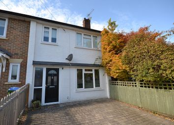 Thumbnail 3 bed terraced house for sale in North Road, Hersham, Walton-On-Thames