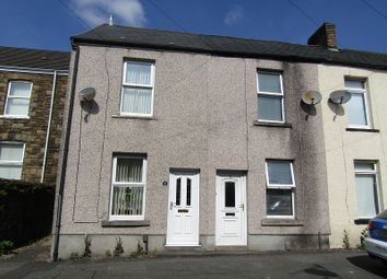 Thumbnail 2 bed terraced house for sale in Morris Street, Morriston, Swansea.