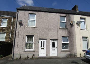 Thumbnail 2 bedroom terraced house for sale in Morris Street, Morriston, Swansea.