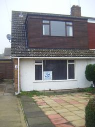Thumbnail 2 bedroom semi-detached house to rent in Wakelyn Road, Whittlesey