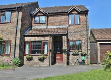 Thumbnail 3 bed semi-detached house for sale in Stagshorn Road, Horndean, Waterlooville