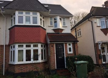 Thumbnail 5 bed semi-detached house to rent in Bridge Way, Twickenham