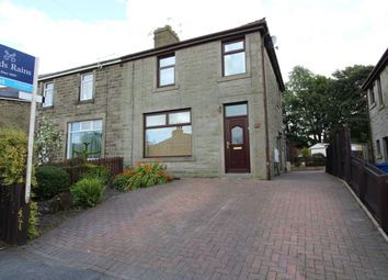 Thumbnail 3 bed semi-detached house to rent in Compston Avenue, Crawshawbooth, Rossendale