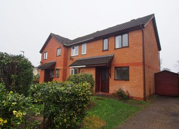 Thumbnail 2 bedroom end terrace house to rent in Palm Close, Wymondham, Norfolk