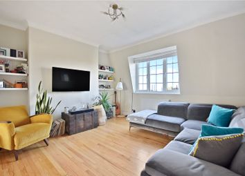 Allingham Court, Haverstock Hill, London NW3. 3 bed flat