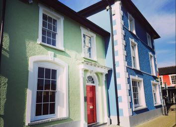 Thumbnail 2 bed flat to rent in London House, Aberaeron
